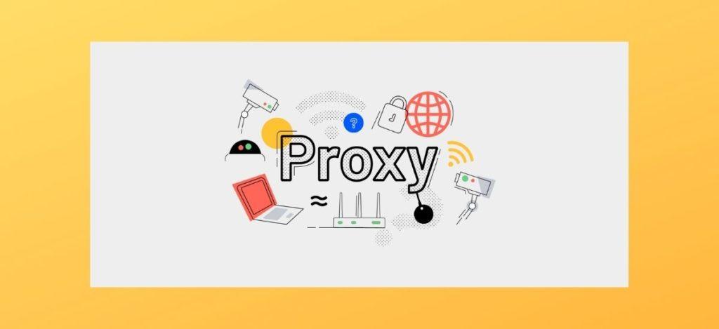 windows 10 proxy server error